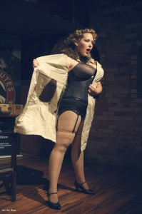 Suitcase Act Burlesque